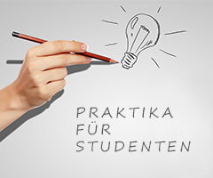Praktika für Studenten